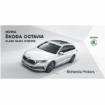 promocja nowego modelu Skoda Octavia