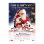 plakat informujący o wydarzeniu świątecznym